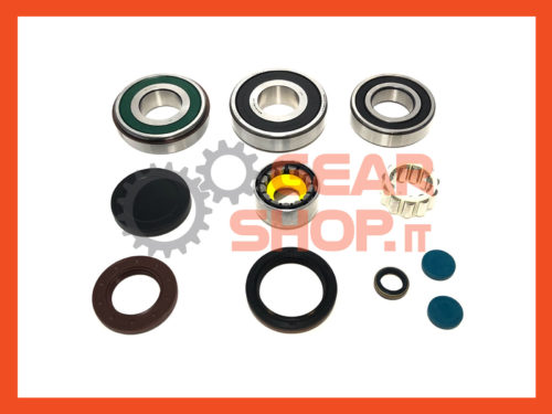 GS617.BKIT, kit revisione gs6-17bg, gs6-17dg, kit cuscinetti e paraoli bmw getrag, kit revisione cambio bmw, bmw getrag ricambi, bmw getrag parts