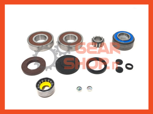 KIT CUSCINETTI GS6-37DZ, KIT REVISIONE GS6-37DZ, RICAMBI GS6-37DZ, GS6-37DZ PARTS, CAMBIO GS6-37DZ, KIT GS6-37DZ